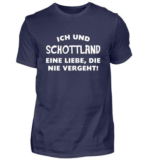 Ich und Schottland T-Shirt