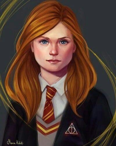 Harry Potter Fan Art Wizarding World Wizard Witch Hogwarts Magic Fantasy Jk Rowling Potterhead Harry Potter Ginny Harry Potter Anime Harry Potter Illustrations
