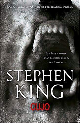 Cujo By Stephen King Stephen King Stephen King Books Horror Books