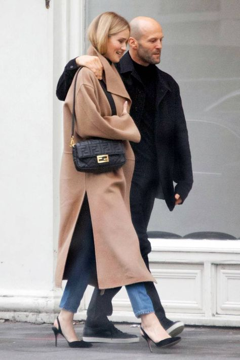 See the chic camel coat outfits that celebs with classic style—from Meghan Markle to Amal Clooney—all wear every winter. Then, shop camel coats.