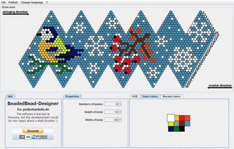оплетенная бусина бисером схема: 13 тыс изображений найдено в Яндекс.Картинках