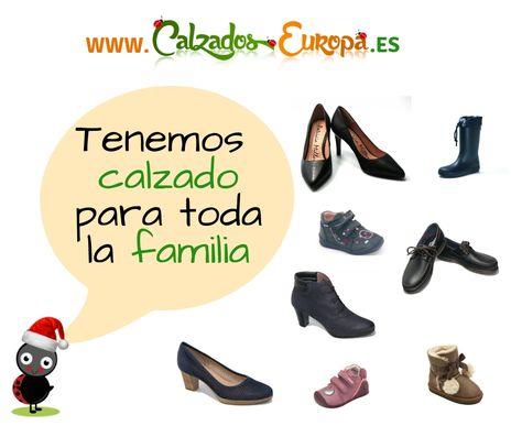 ¿Te toca hacer de rey mago este año  Regala zapatos!! ✨ En Calzados Europa  tienes para toda la familia!! Envío gratis en todas tus compras!! 83eee35af5fb3