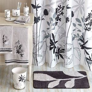 a7634a4bed49219a67ac16c665c1d534  walmart shopping bath rugs - Better Homes And Gardens Tranquil Floral Curtains