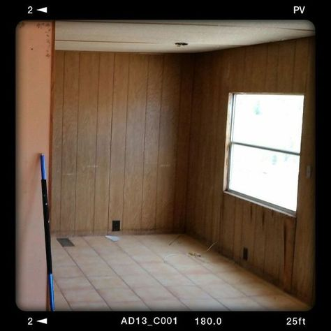 q how to remodel a mobile home on a budget, home decor, home improvement, Now it…