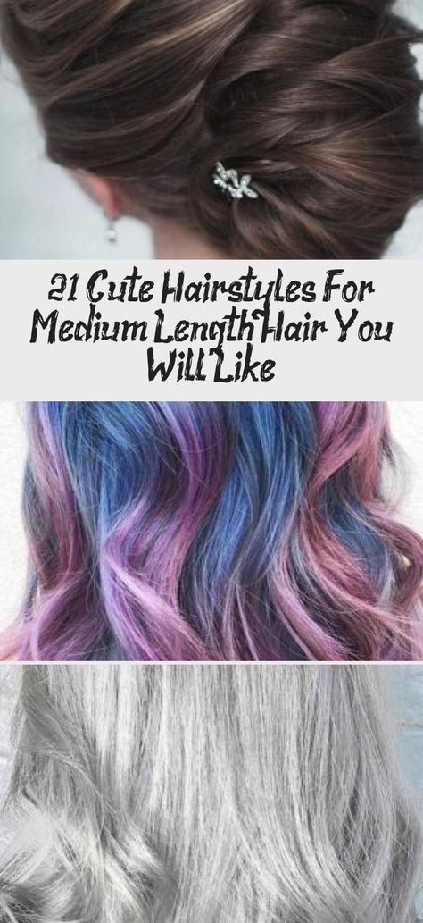 21 CUTE HAIRSTYLES FOR MEDIUM LENGTH HAIR YOU WILL LIKE – My Stylish Zoo #hairstylesformediumlengthhairForBlackWomen #hairstylesformediumlengthhairDark #hairstylesformediumlengthhairBoho #hairstylesformediumlengthhairWithFringe #hairstylesformediumlengthhairAfricanAmerican