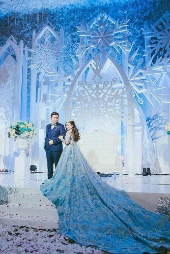 75 Best Wedding Theme Ideas In 2020 2021 For Any Taste And Style Frozen Wedding Theme Wedding Themes Unique Frozen Wedding
