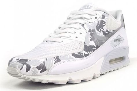 7e0a8b3c0c755 NIKE AIR MAX 90 HYPERFUSE (SNOW CAMO) - Sneaker Freaker
