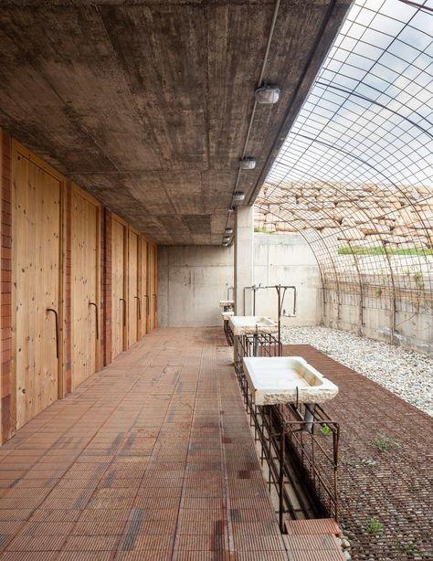 Museo Del Clima De Lleida Por Toni Girones Fotografia Por
