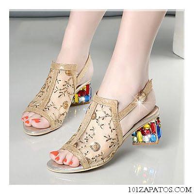 Sandalias De Verano Zapatos Zapatos De Moda Sandalias