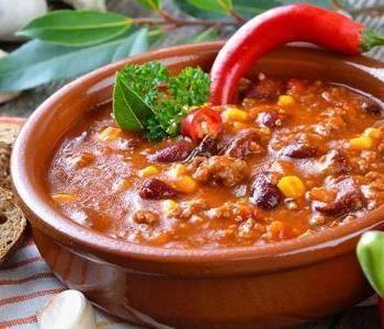 طريقة عمل الفول المدمس فى البيت Food Soup Chili
