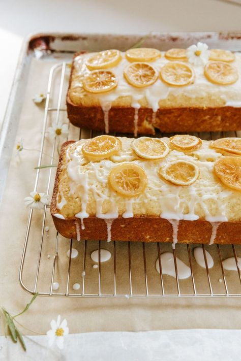This Lemon Ricotta Poundcake is the Baking Project Your Weekend Needs