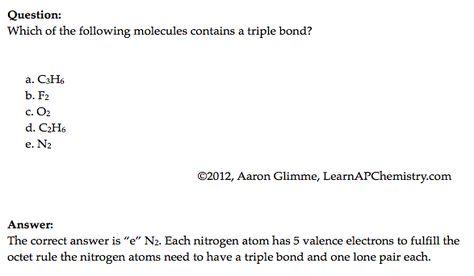 Best Ap Chem   Bonding Images On   Physical Science