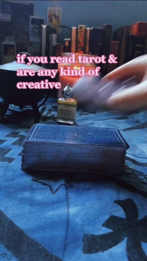 Tarot Tip for Artists + Creatives