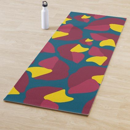 Thyra Vib Yoga Mat Zazzle Com Yoga Art For Kids Nursery Wall Art