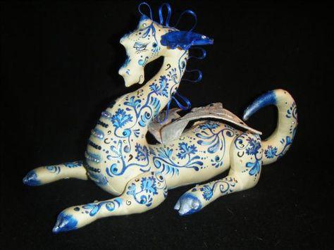 Interior MK dragones - Masters Feria - hecho a mano, hecho a mano
