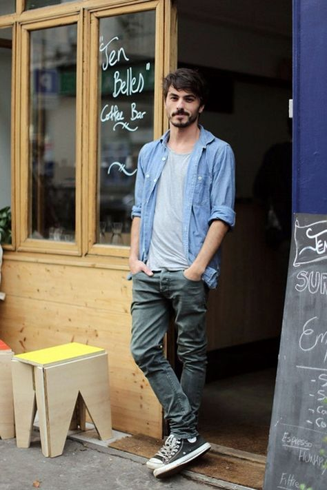 10+ Best Jeans and T-Shirt Combination Ideas For Cool Men