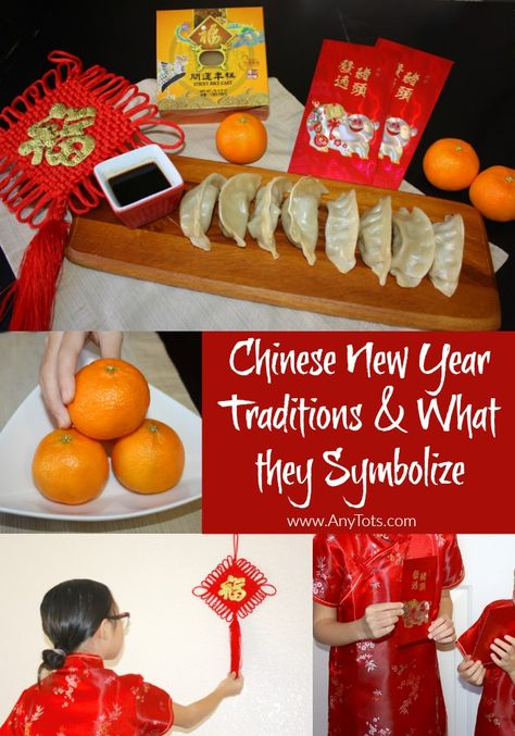 Chinese New Year Traditions and What they Symbolize
