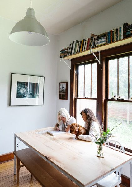 Home Cooking - The Ultimate Design Couple's 800-Square-Foot Home - Photos