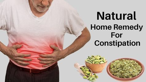 Home remedies for Constipation Relief