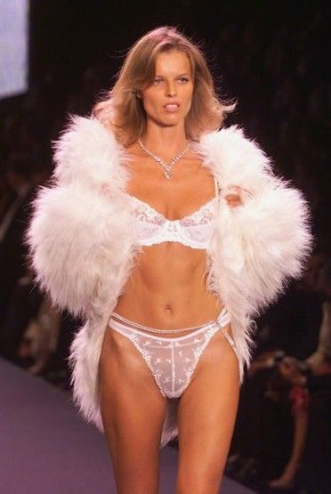 All the models ever hit the Victoria's Secret Fashion Show runway from 1995 up to present. Still to be finished.
