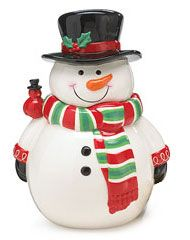 641 Best Christmas Cookie Jars Images Christmas Cookie Jars