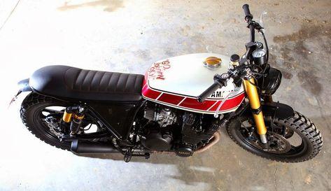 XJ 900 by Tarmac Custom Motorcycles