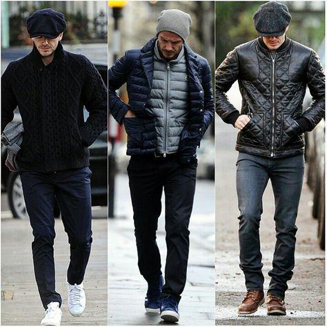 One David Beckham! There's only one David Beckham!