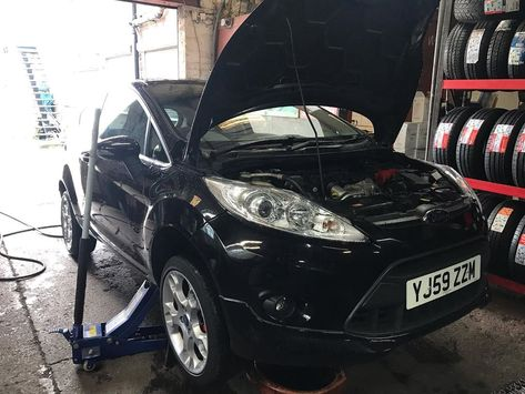 Free Brake Pad And Fluid Check Up Carried Out On One Of Our Loyal