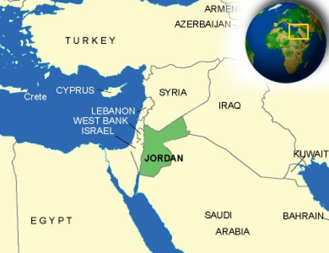 facts about jordan country