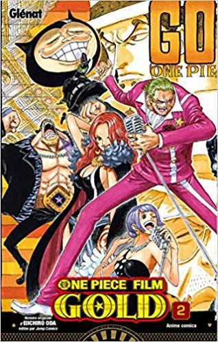 One Piece Anime Comics Gold Tome 02 Pdf Gratuit