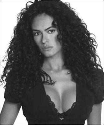 Maria Grazia Cucinotta, Sicilian actress and model.