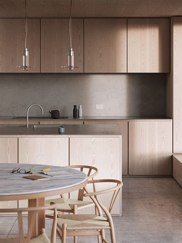 Life House By John Pawson Gallery Mcneel Forum Kitchen