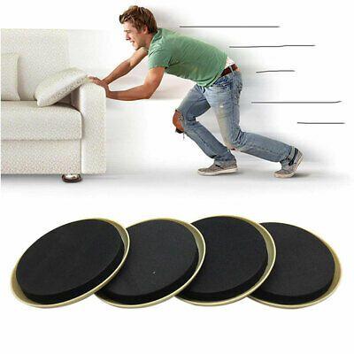 Advertisement 8pcs Sturdy Reusable Protect Carpet Glider Moving Pad Sofa Furniture Sliders Furniture Sliders Moving Pads Furniture Moving Pads