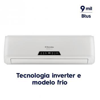 Ar Condicionado Split Inverter 9 000 Btus Quente Frio Bi09r Be09r