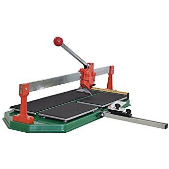 Kseibi 291050 Professional Manual Ceramic Tile Cutter Italy Pattern 24 Inch