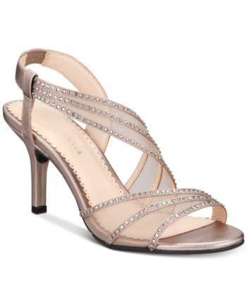 Charter Club Chartlette Evening Sandals
