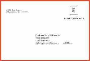 Letter Format Envelope Blindenvelopetemplateimage Template Example