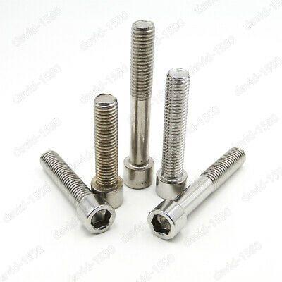 M4 aluminum alloy allen screws countersunk bolts flat head screw hex socket bolt