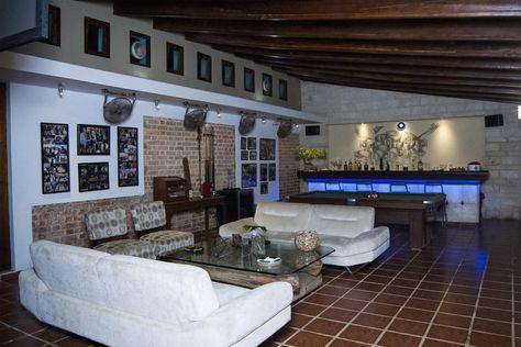 Pin De Espacios De Lujo En Vip Siboney Bar La Terraza La