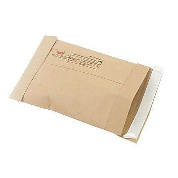 50-9 5//8 x 6 5//8 x 3 1//2  White Multi Depth Bookfold Mailer Book Box Bookfolds