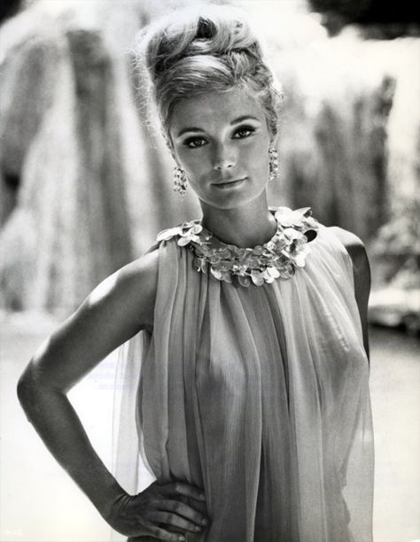 Yvette Mimieux Probably Most Known For Her Role In George Pal S