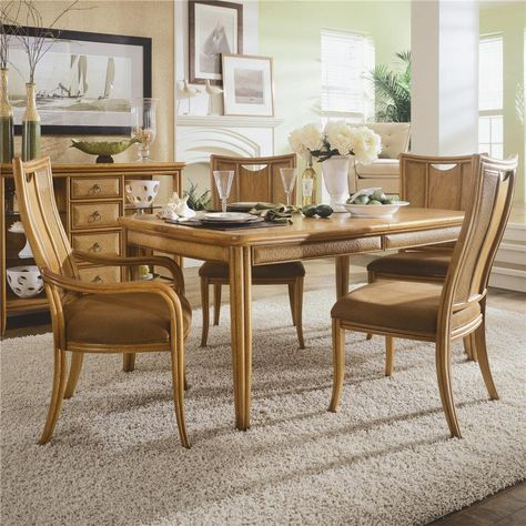 Antigua 5 Piece Dining Table By American Drew Dining Table