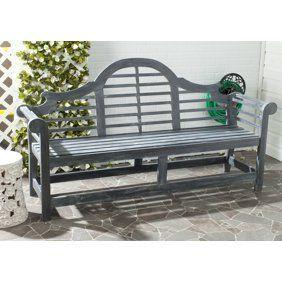 Patio Garden Wooden Garden Benches Outdoor Bench Lutyens Bench