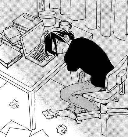 From Tsubaki-chou Lonely Planet / lovemangalovelife Manga Anime, Anime Guys, Anime Art, Manga Drawing, Manga Art, Character Art, Character Design, Tsubaki Chou Lonely Planet, Manga Poses