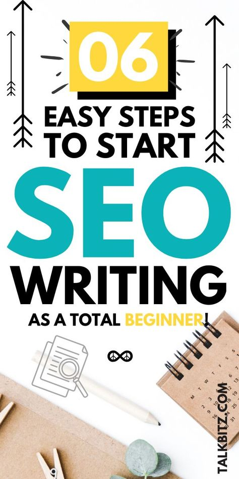What is SEO Writing: Easy Guide for Beginners - TalkBitz