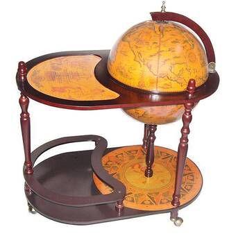 Napoli Bar Globe Globe Bar Bars For Home Bar Furniture