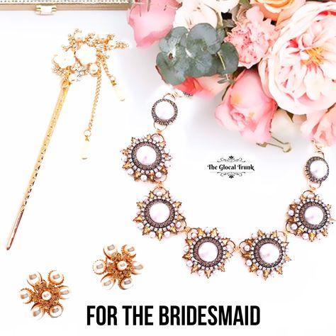 instajewelrydesign Bridesmaid baubles 💝💐...