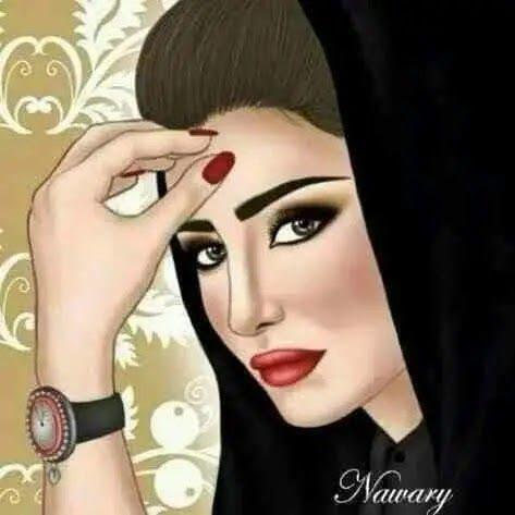 اجمل الصور الشخصية للفيس بوك للبنات المحجبات كرتون Photo Facebook Photos Girl