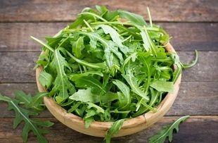 Propiedades De La Rucula Fresca Cultivo De Hortalizas Vegetal Hierbas