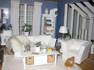 Charming Miniatyrmama: Brookwood. Miniature Dollhouse FurnitureDollhouse  IdeasMiniature HousesHouse ...